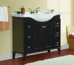 "Magick Woods 41"" Concord Collection Vanity Ensemble"