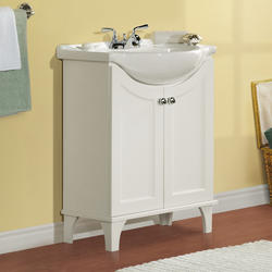 "Magick Woods 26"" Concord Collection Vanity Ensemble"