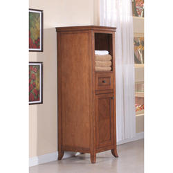 "Magick Woods 18"" Ashwell Collection Linen Cabinet"