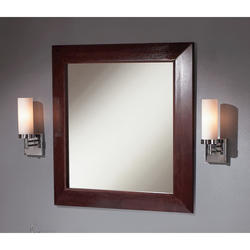 "Magick Woods 30"" Sonata Collection Mirror"