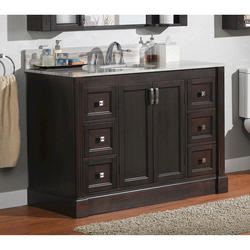 "Magick Woods 49"" Wellington Collection Vanity Base"