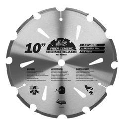 """Malco 10"""" Fiber Cement Circular Saw Blade"""