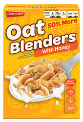 Malt-O-Meal Honey and Oat Blenders Cereal - 21.8 oz.