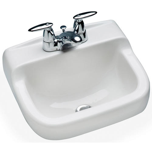 Mansfield Spruce Cove Wall-Mount Bathroom Sink - 4