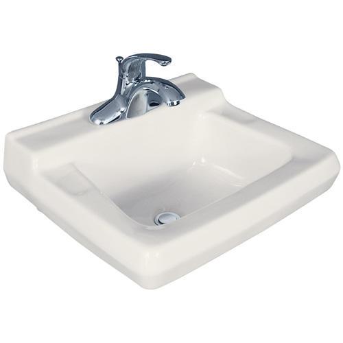 Mansfield Willow Run Wall Mount Bathroom Sink 4 Center At Menards