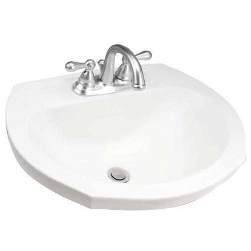 Mansfield Montclair Drop-In Bathroom Sink - 4