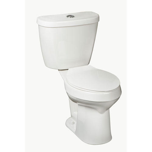 Mansfield Summit Dual Flush Elongated Front Ada Two Piece