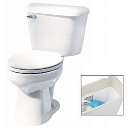 Mansfield Alto Elongated Front Two-Piece Toilet
