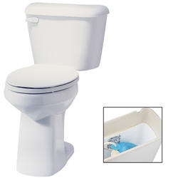 Mansfield Alto Elongated Front ADA Two-Piece Lined Toilet