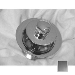 Mansfield Lift and Turn Drain for Bathware - Brushed Nickel