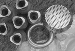 Mansfield Brushed Nickel Metal Trim Upgrade for Bathware