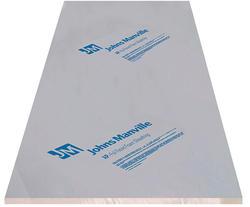 "JM AP Foil™ 1-1/2""x4'x8' R-9.3 Foil Faced Polyiso Rigid Foam Insulation"