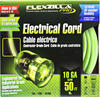Flexzilla 10-3, 1 Outlet Outdoor Premium Extension Cord