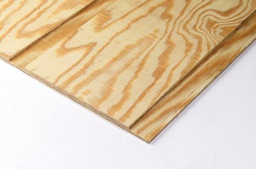 5 8 X 4 39 X 8 39 Pine Plywood Siding 12 Oc