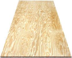 "RoyOMartin 3/4""(23/32) x 4' x 8' GreenCore Plyform Concrete Forming Plywood"