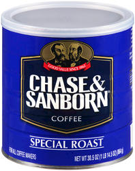 Chase & Sanborn Special Roast Coffee - 30.5 oz Can