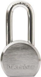 """2-1/2"""" Solid Steel Long Shackle Padlock"""
