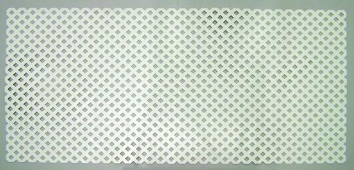 4 X 8 Privacy Plastic Lattice Panels At Menards 174
