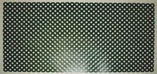 4 X 8 Privacy Plastic Lattice Panels