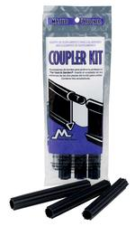 Master Mark Plastics Yard and Garden Lawn Edging Coupler Kit (3-Pack)