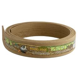 "Master Mark Plastics Rhino Edge Lawn Edging 3 1/2"" x 16' - Cedar"