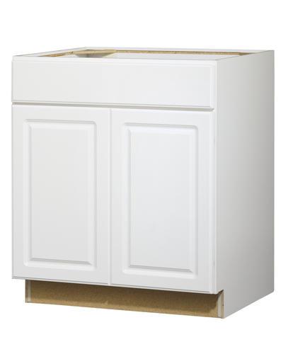 Value Choice 30 Quot Ontario White Standard 2 Door 1 Drawer