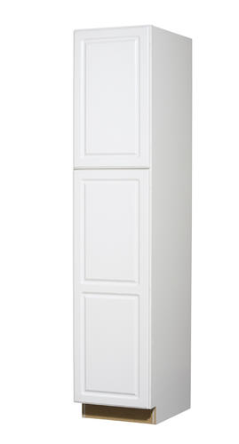 Value Choice 18 Ontario White Standard 2 Door Tall Utility Cabinet