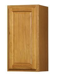 "Value Choice 15"" Huron Oak Standard Height Wall Cabinet"