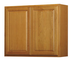 "Value Choice 36"" Huron Oak Standard Height Wall Cabinet"