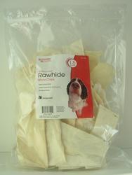 Masterpaws White Rawhide Dog Chew Chips