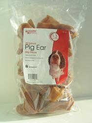 Masterpaws Pig Ear Strip Dog Chew