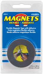 "1/2"" x 30"" Magnetic Strip"
