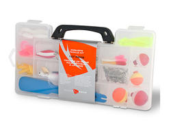 South Bend 137-Piece Deluxe Tackle Kit