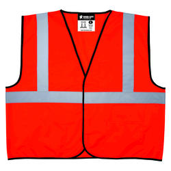 Xtra Large High Visibility Vest - Orange