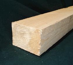 "Meadow Valley 7"" x 9"" x 10' White Pine Smooth Timber"
