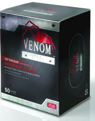 Venom Steel Industrial Nitrile Gloves - 50 ct