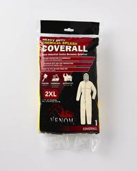 Venom XXL Heavy-Duty Chemical Splash Coverall