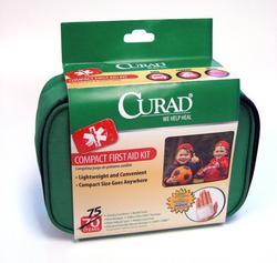 Curad 75-pc Compact First Aid Kit
