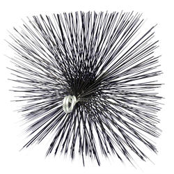 "7"" Square Wire Chimney Brush"
