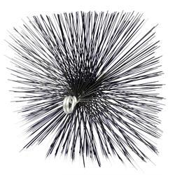 "8"" Square Wire Chimney Brush"