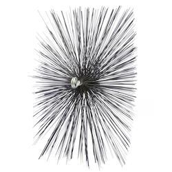 "12"" x 8"" Wire Chimney Brush"