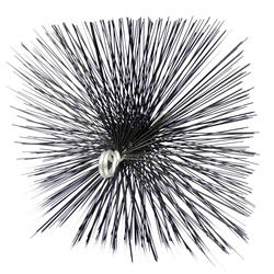 "12"" Square Wire Chimney Brush"