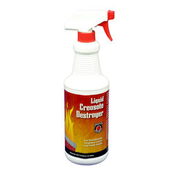 Liquid Creosote Destroyer - 32 oz