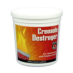 Powdered Creosote Destroyer - 1 Lb