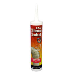 Hi-Temp Silicone Sealant 10.3 oz - Red