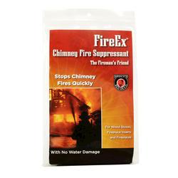 FireEx Chimney Fire Suppressant
