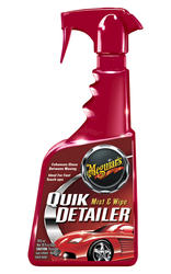 Meguiar's® Quik Detailer Mist & Wipe