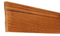 "1/2"" x 4-1/4"" x 8' Prefinished English Chestnut Colonial Base"