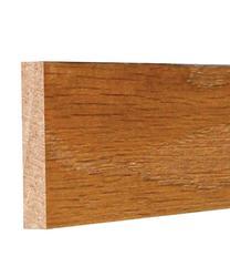 "1/4"" x 1-3/4"" x 8' Prefinished English Chestnut Oak Lattice"