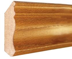 "11/16"" x 3-1/4"" x 14' Prefinished English Chestnut Oak Crown Moulding"